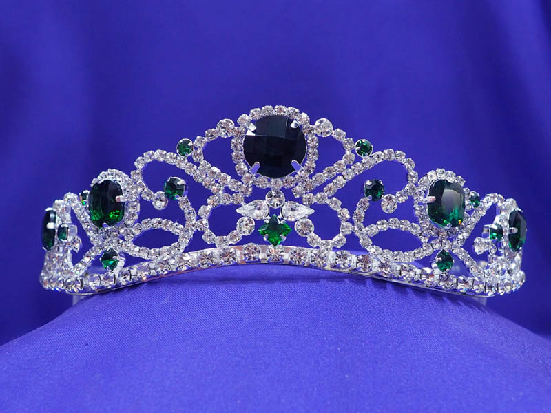 Emerald Tiara CT35