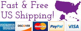 Free Shipping in US & CA