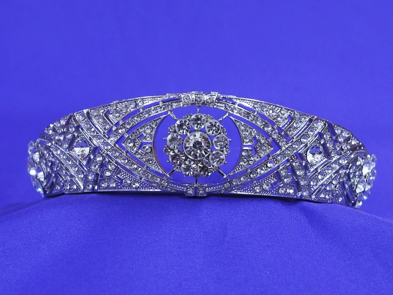 Meghan Wedding Tiara Replica
